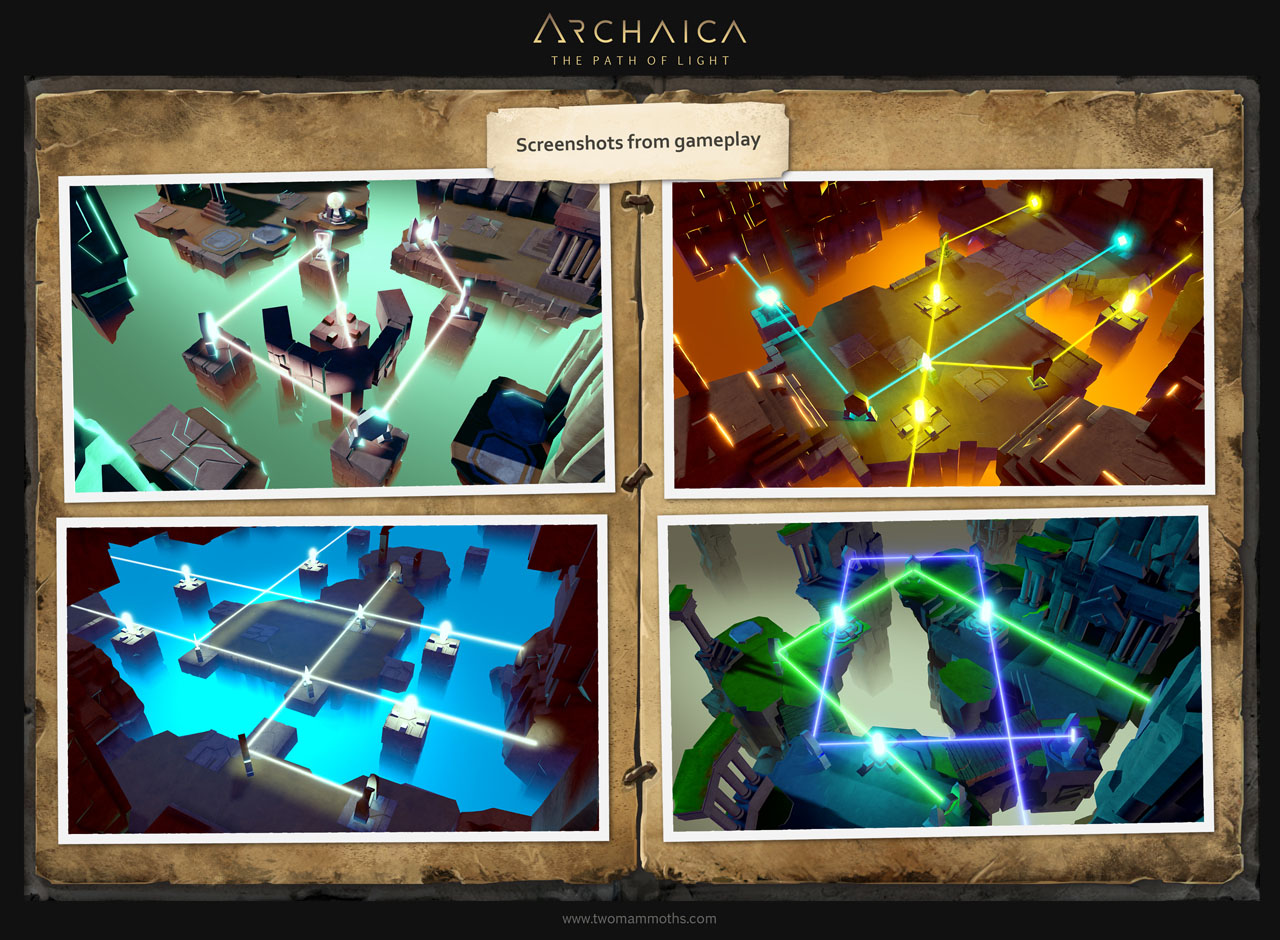 Archaica: The Path Of Light   TwoMammoths